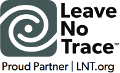 Proud partner of Leave No Trace