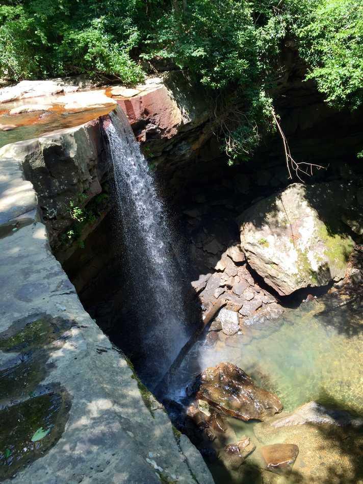 Picture 1 of Cucumber Falls