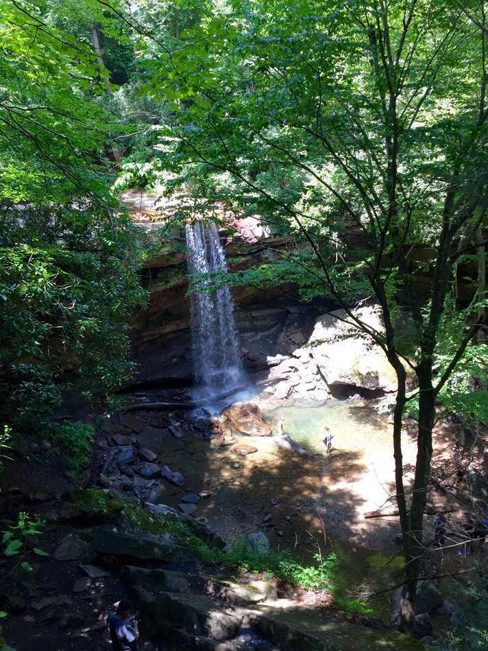 Picture 3 of Cucumber Falls