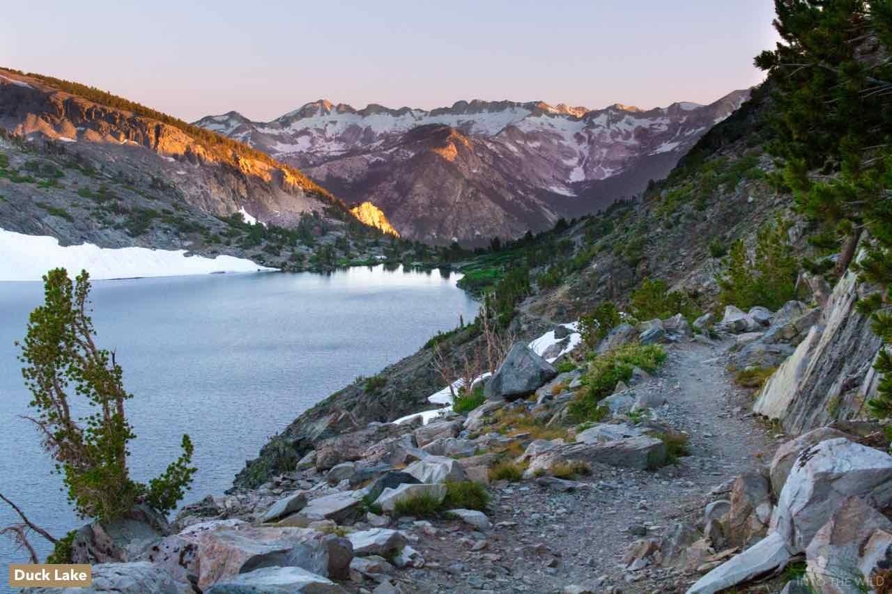 Picture 6 of John Muir Trail (Duck Pass Trailhead to Vermillion Valley Resort)