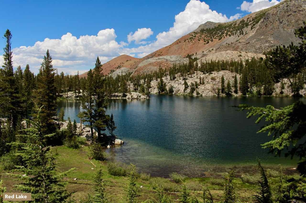 Picture 2 of John Muir Trail (Duck Pass Trailhead to Vermillion Valley Resort)