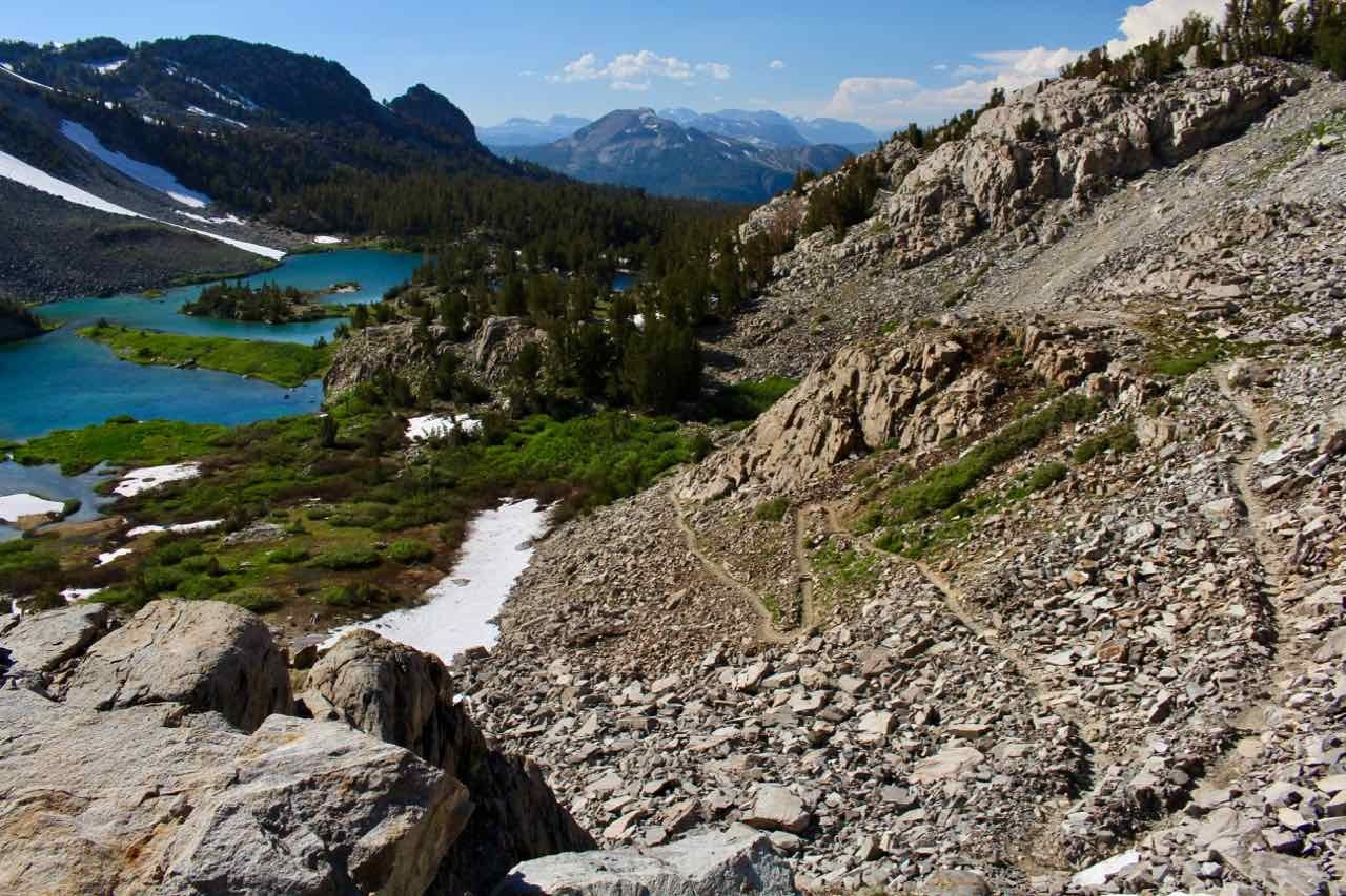 Picture 3 of John Muir Trail (Duck Pass Trailhead to Vermillion Valley Resort)