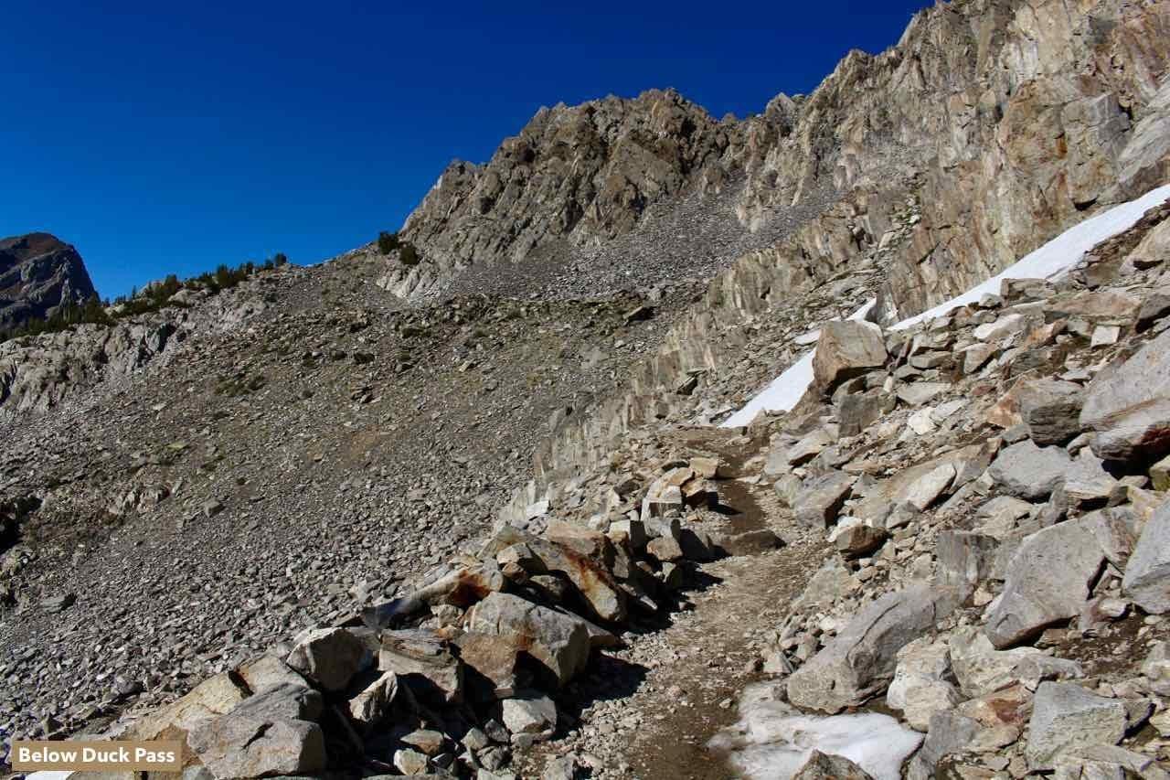 Picture 4 of John Muir Trail (Duck Pass Trailhead to Vermillion Valley Resort)