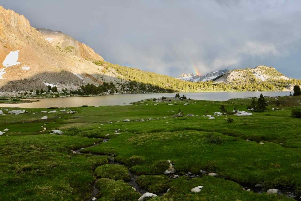 Picture 8 of John Muir Trail (Duck Pass Trailhead to Vermillion Valley Resort)