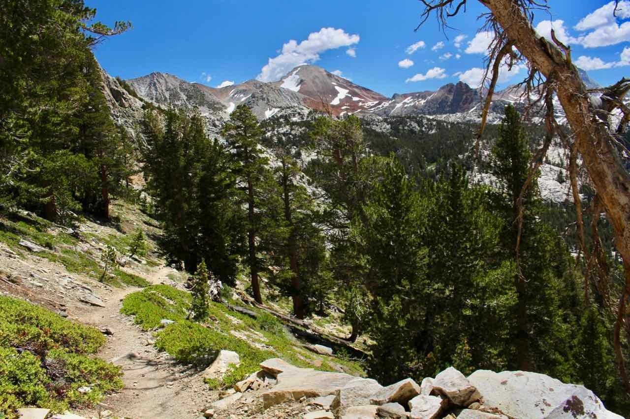 Picture 11 of John Muir Trail (Duck Pass Trailhead to Vermillion Valley Resort)