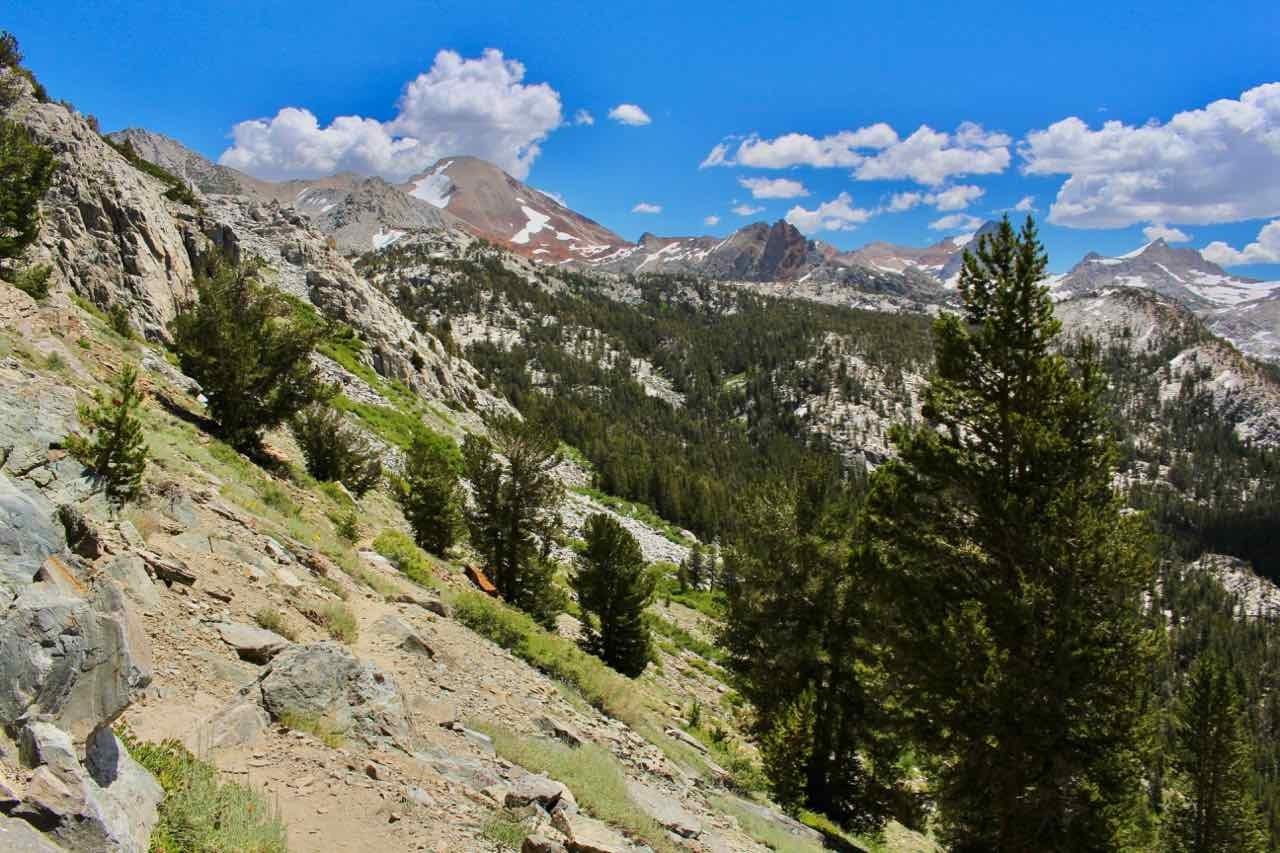Picture 12 of John Muir Trail (Duck Pass Trailhead to Vermillion Valley Resort)