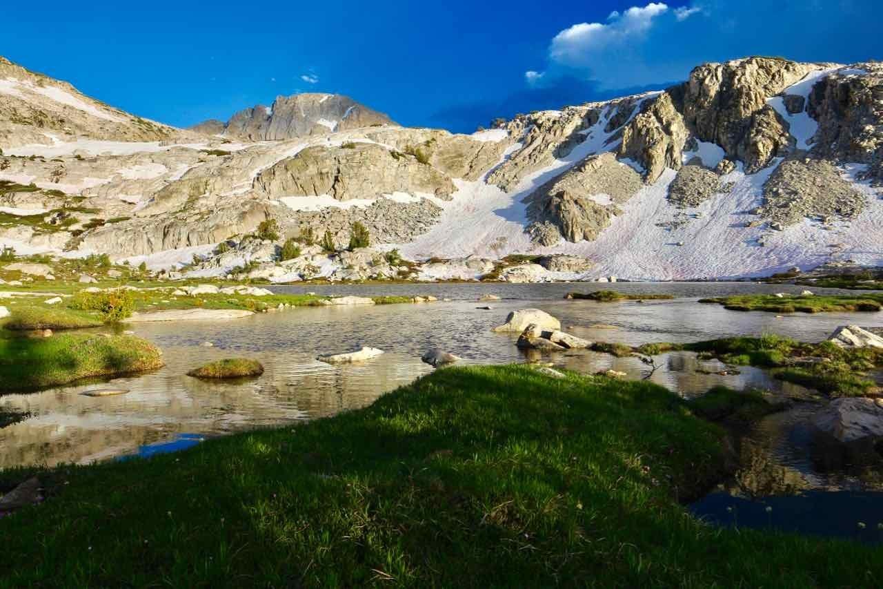 Picture 16 of John Muir Trail (Duck Pass Trailhead to Vermillion Valley Resort)