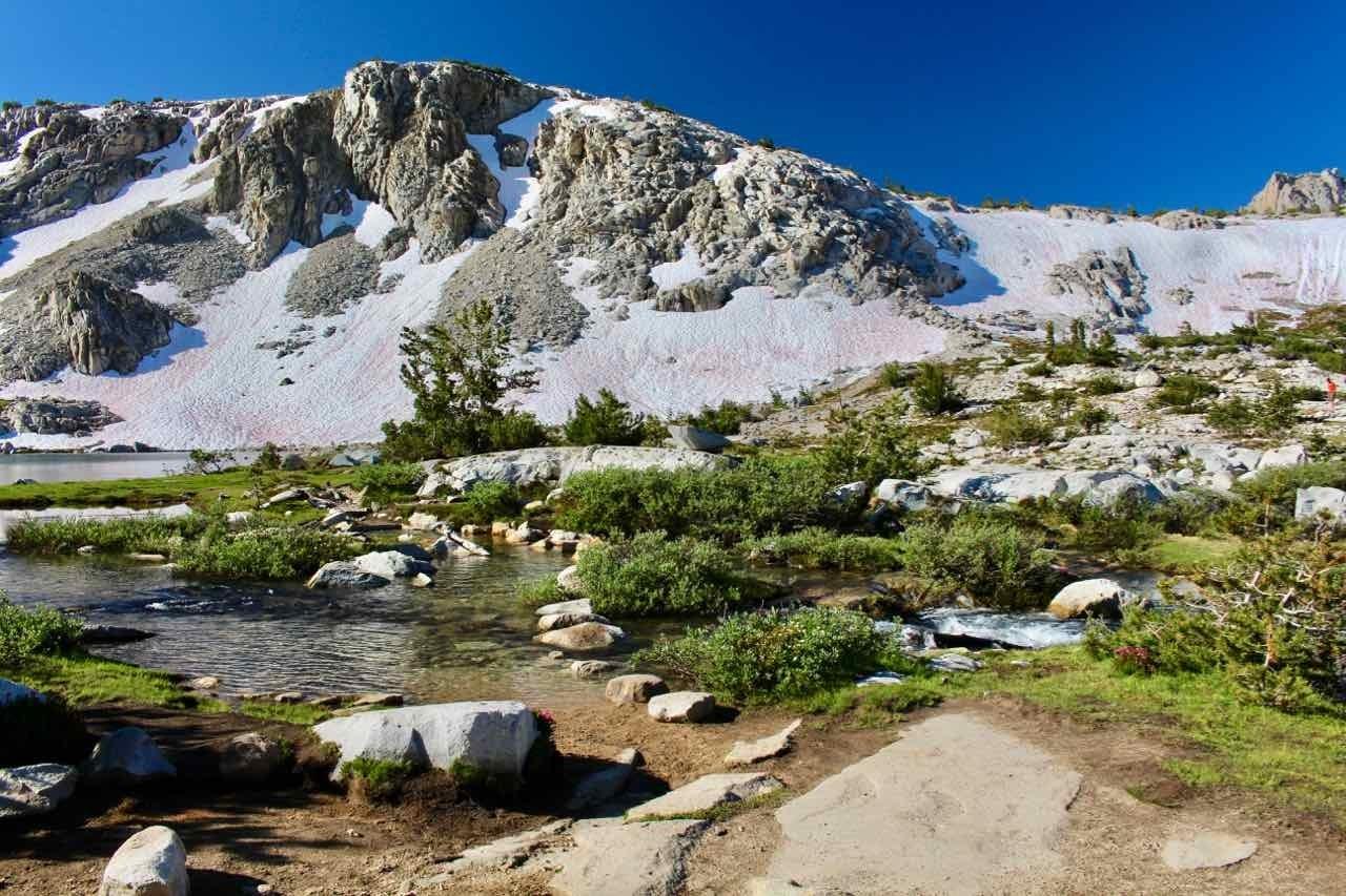 Picture 18 of John Muir Trail (Duck Pass Trailhead to Vermillion Valley Resort)