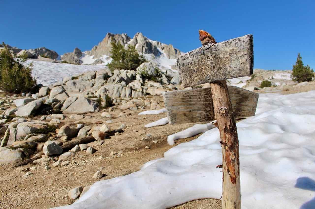 Picture 20 of John Muir Trail (Duck Pass Trailhead to Vermillion Valley Resort)