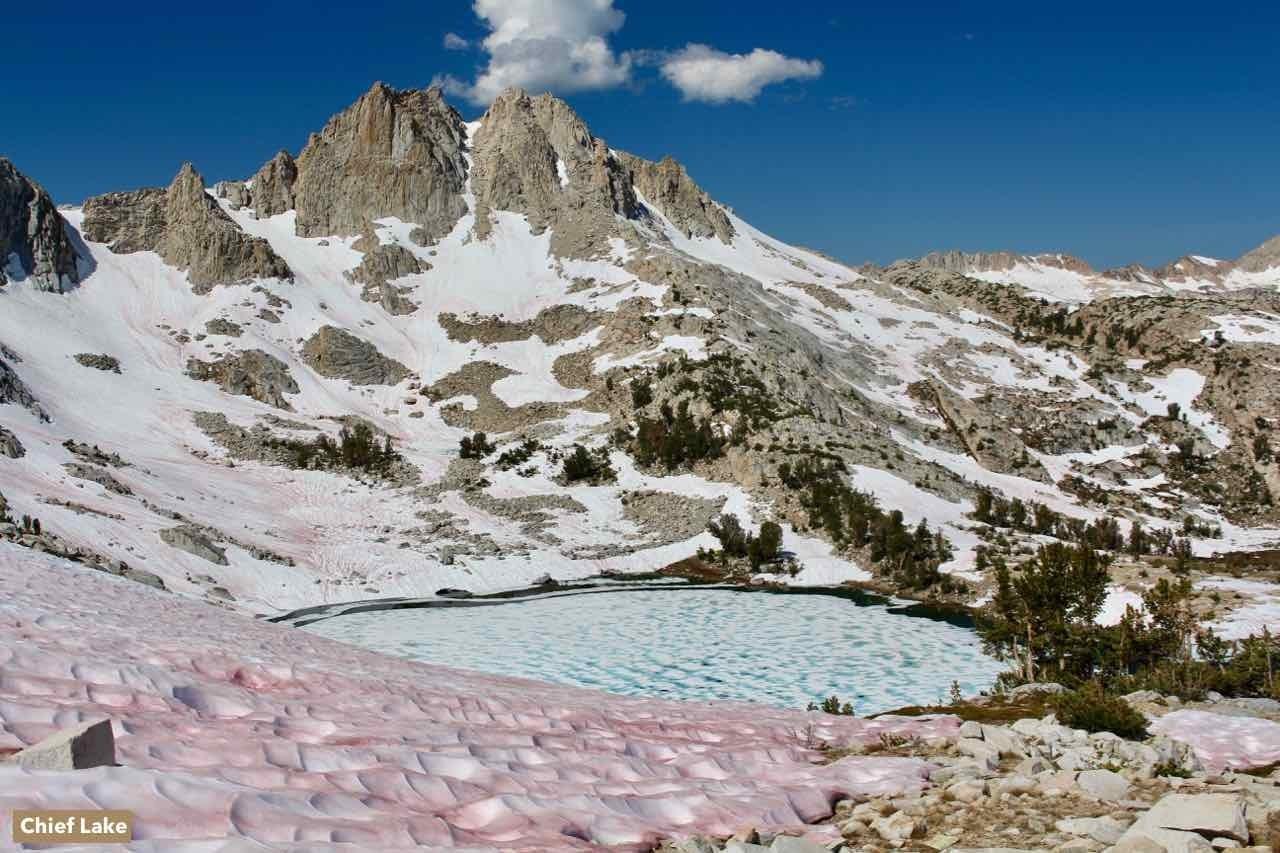 Picture 22 of John Muir Trail (Duck Pass Trailhead to Vermillion Valley Resort)