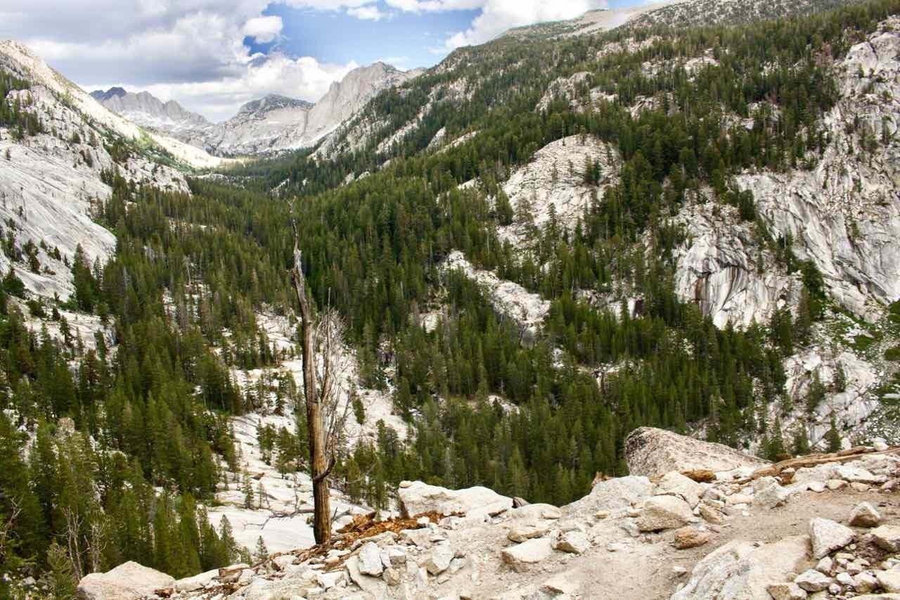 Picture 24 of John Muir Trail (Duck Pass Trailhead to Vermillion Valley Resort)