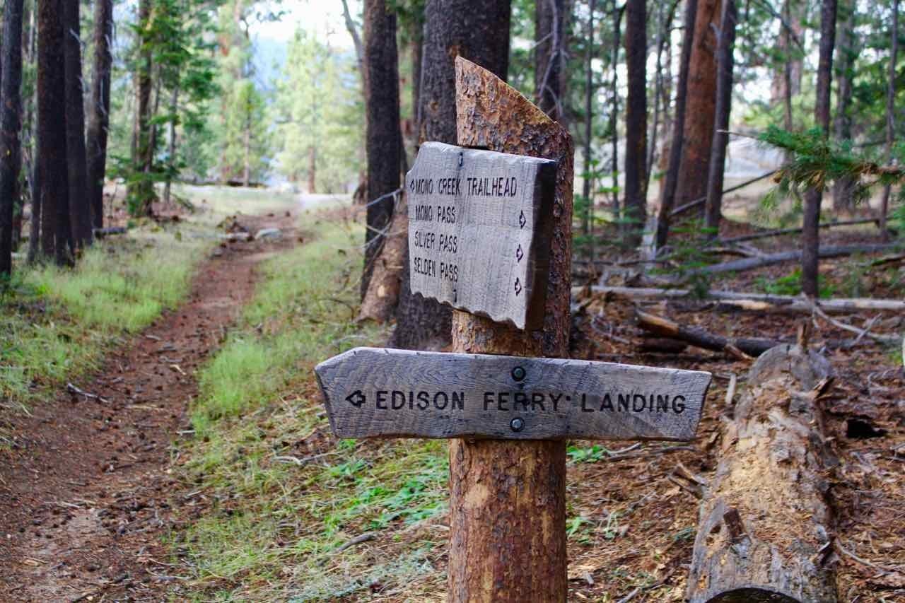Picture 25 of John Muir Trail (Duck Pass Trailhead to Vermillion Valley Resort)