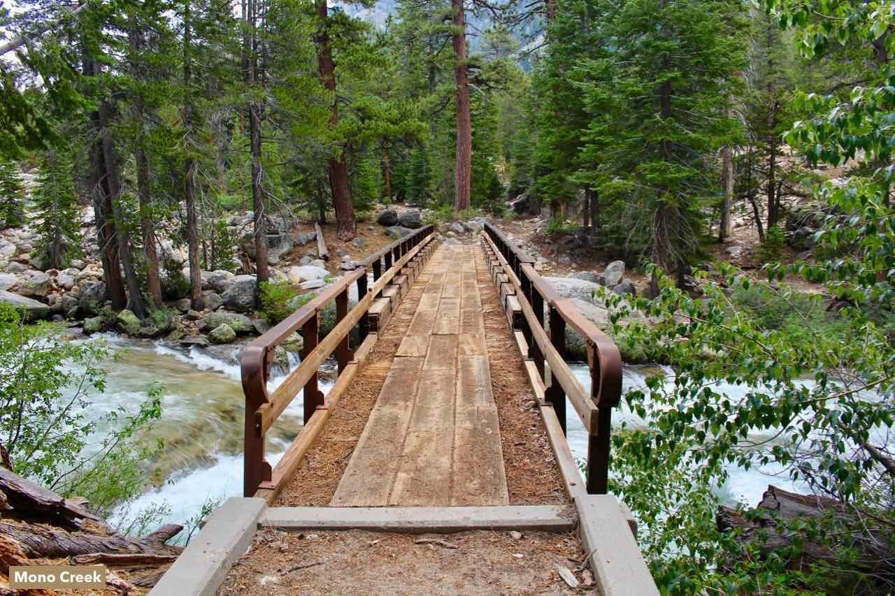 Picture 26 of John Muir Trail (Duck Pass Trailhead to Vermillion Valley Resort)