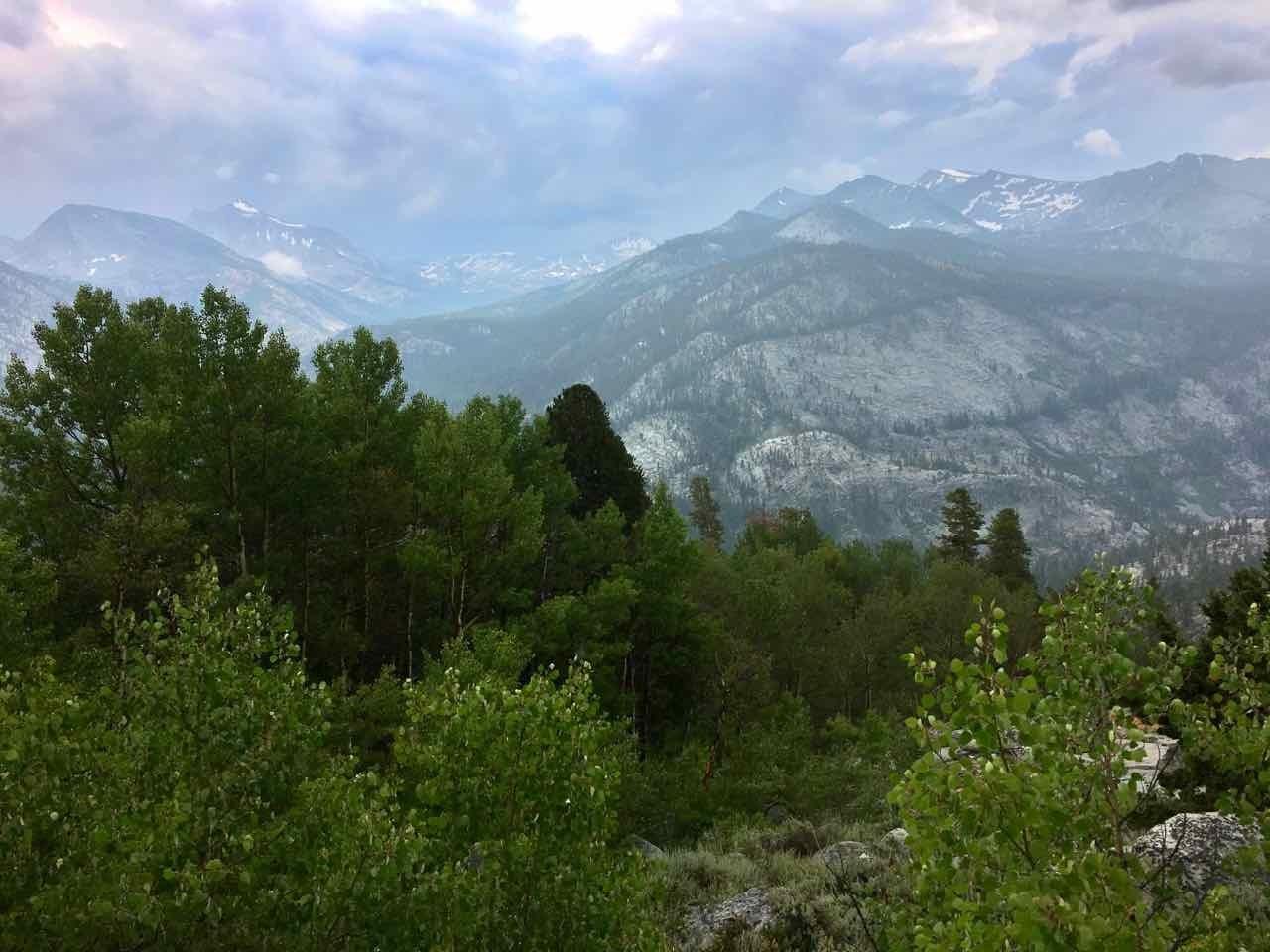 Picture 29 of John Muir Trail (Duck Pass Trailhead to Vermillion Valley Resort)