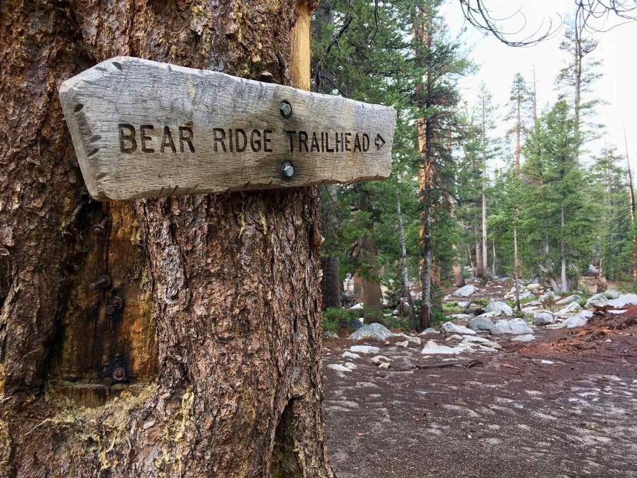 Picture 30 of John Muir Trail (Duck Pass Trailhead to Vermillion Valley Resort)