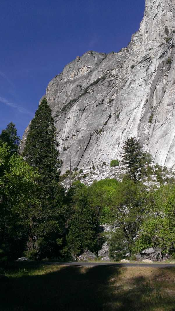 Picture 1 of Yosemite Valley Loop Trail